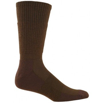 1501 Darn Tough Tactical Boot Sock - USMC Merino Mid-Calf Cushion Mesh Coyote Brown