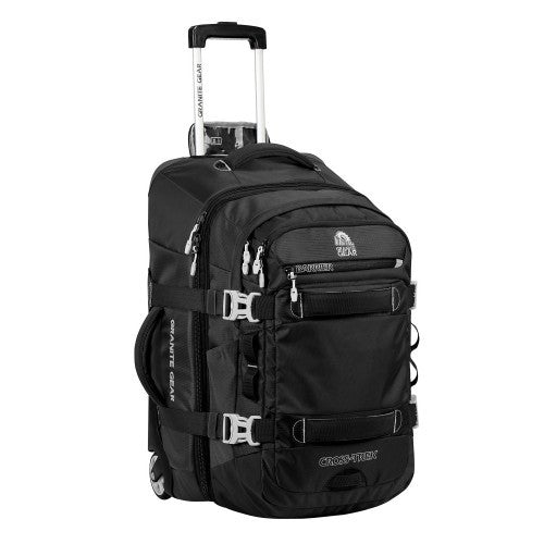 "Granite Gear Cross-Trek 22"" Wheeled Carry-On Upright w/Removable 28L Pack"