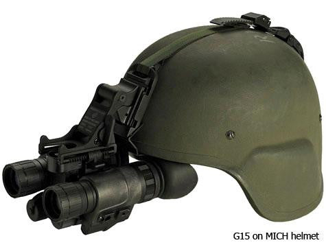 N-Vision Optics - G15 Gen 3 Night Vision Goggles