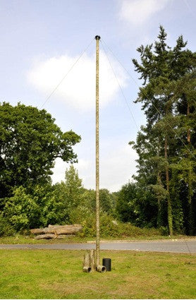 "RolaTube - 3"" Single Lightweight Mast Systems"