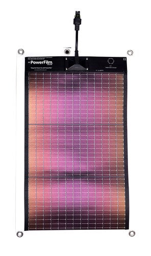 PowerFilm 7 Watt Rollable Solar Panel