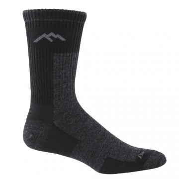 81418 Darntough Tactical Boot Sock - Merino Wool 3/4 Crew Ultra Light Graphite