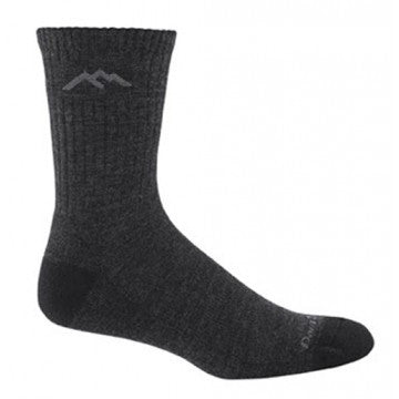 81466 Darntough Tactical Boot Sock - Merino Wool Micro Crew Cushion Graphite