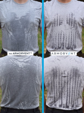 ARMORVENT Body Armour Ventilation Panels