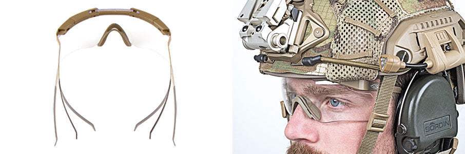 Smith Optics Elite Aegis ECHO II Eyeshield