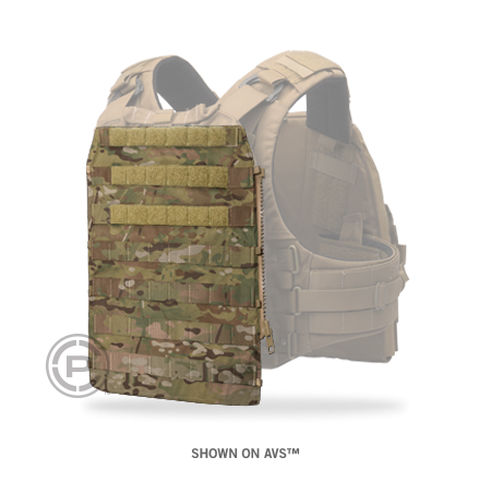 Crye Precision MOLLE Zip-On Panel 2.0 [SPECIAL ORDER]