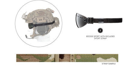 Smith Optics Elite Boogie Sports Ancillaries - Straps