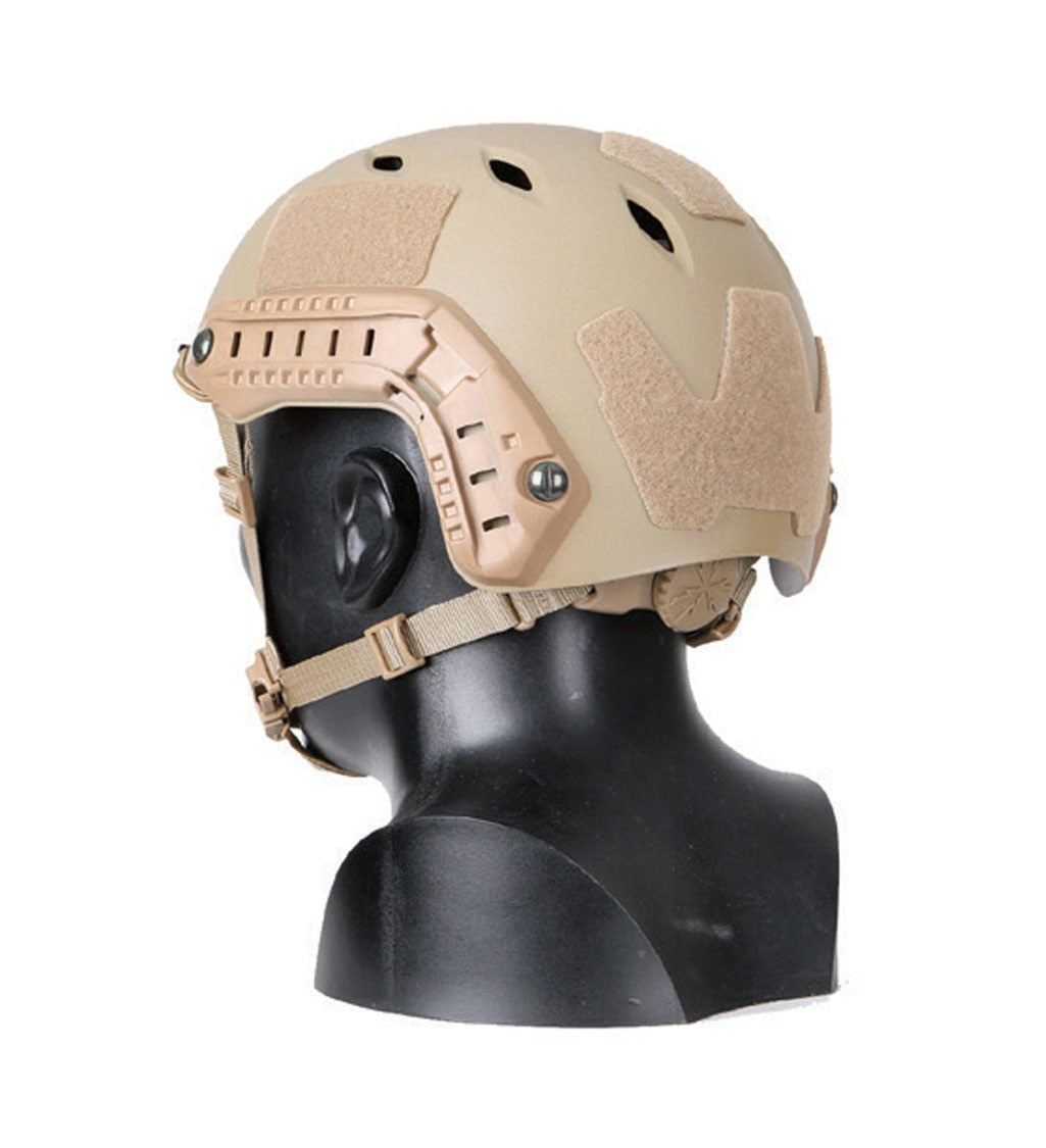 Ops-Core Replacement ARC Rails For FAST Carbon And Bump Helmet Urban Tan