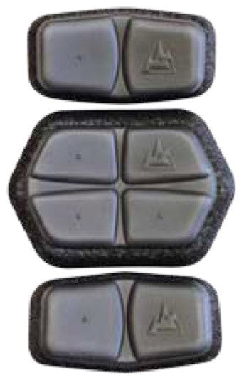Hexonia Shock Absorption Pad Set (of 3 pads)