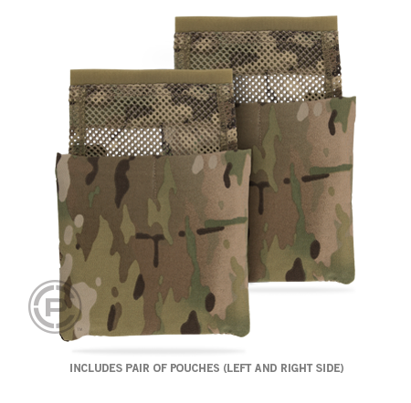 Crye Precision JPC Side Plate Pouch Set Maritime [SPECIAL ORDER]