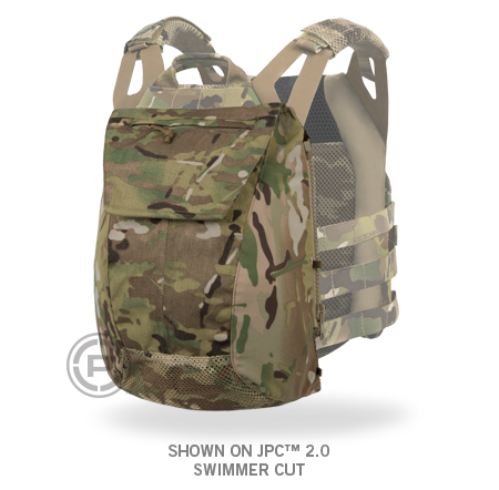 Crye Precision Pack Zip-On Panel Maritime [SPECIAL ORDER]