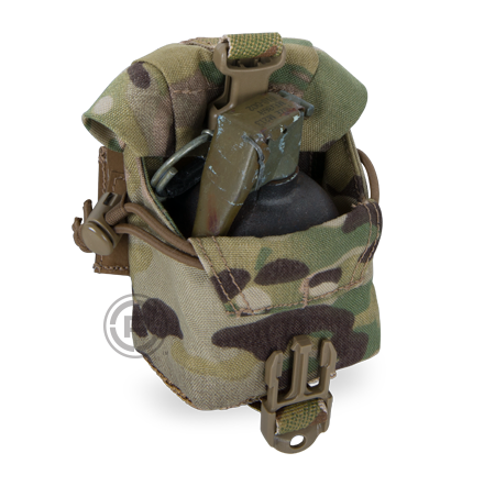 Crye Precision Frag Pouch Maritime [SPECIAL ORDER]