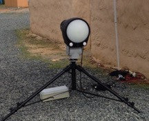 MiRTLE 30 - Millimeter-wave Radar Threat Level Evaluation - Tripod Mounted
