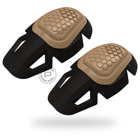 Crye Precision Airflex Impact Combat Knee Pads (Pair)
