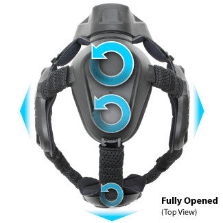 Ops-Core Skullcrusher Night Vision Goggle Head Harness