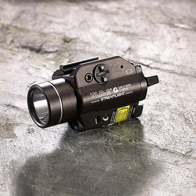 Streamlight Tlr 2 G Tactical Gun Light With Green Aiming