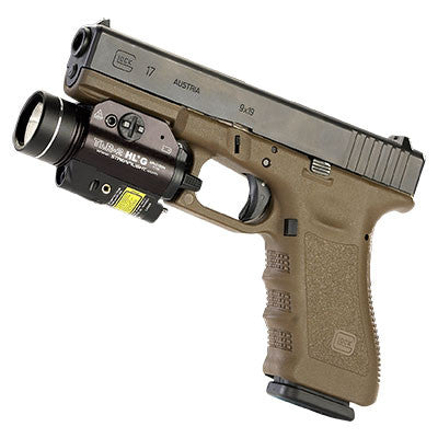 Streamlight TLR-2 HL G Tactical Gun Light with Green Aiming Laser