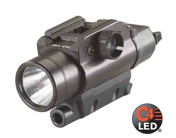 Streamlight TLR-VIR  C4 LED Long Gun & Pistol Option Rail-Mount Tactical Lights