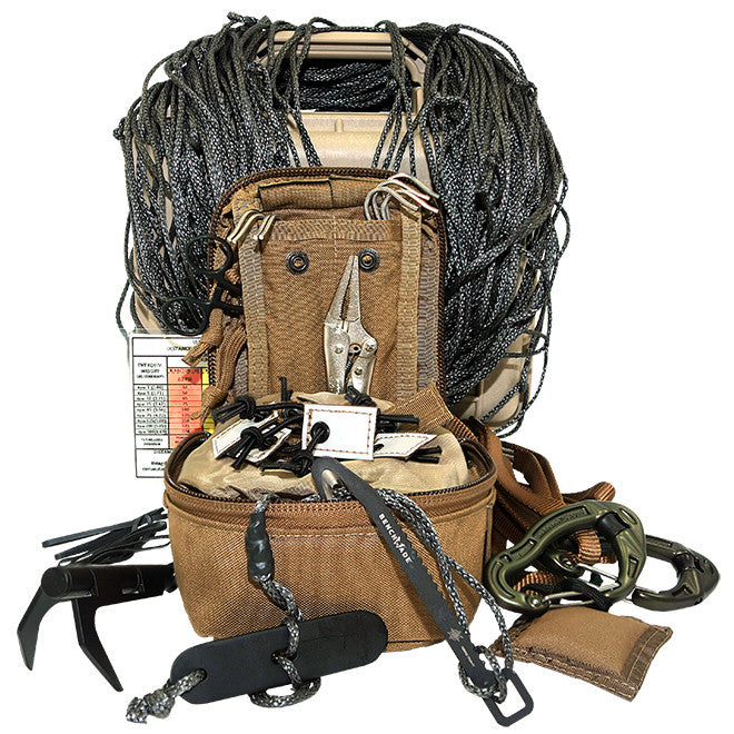 Zero Point Tactical Remote Pull Line Kit - 60m