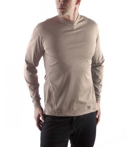 Massif Cool Knit Long Sleeve Tee - FR