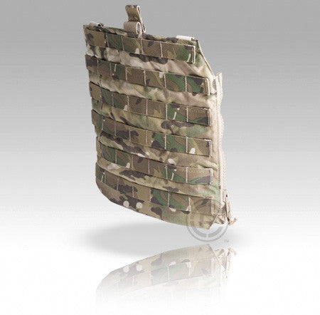 Crye Precision MOLLE Zip-On Panel Config 0