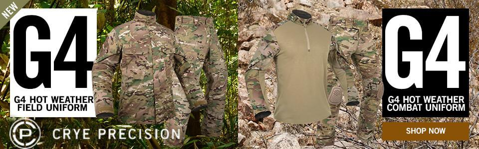 Crye Precision G4 Hot Weather