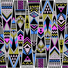 Load image into Gallery viewer, Inspired African Print - Triangles