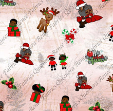 Load image into Gallery viewer, Christmas Santa Print - Pre-order
