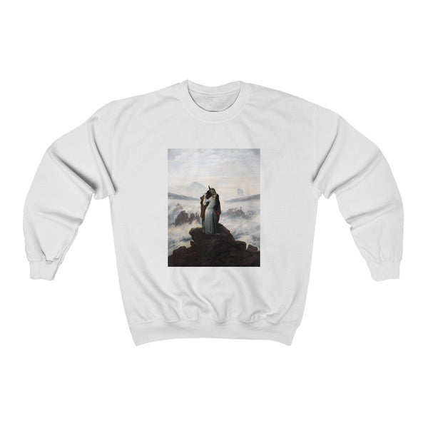 'Kiss in the Fog' Crewneck