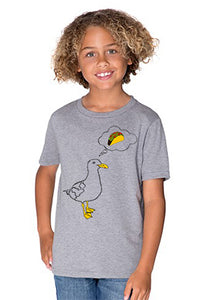 Gerry's Dream T-Shirt - Toddler Granite Heather