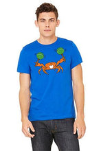 Load image into Gallery viewer, Crabarita T-Shirt - Unisex True Royal