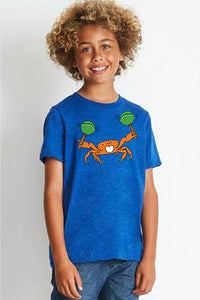 Crabarita T-Shirt - Youth Royal
