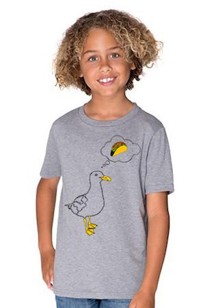 Gerry's Dream T-Shirt - Youth Dark Heather