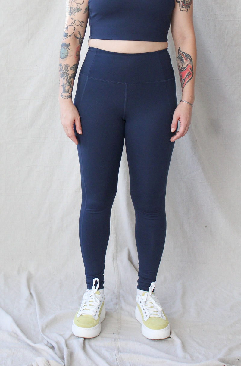 Compression Legging (Midnight)