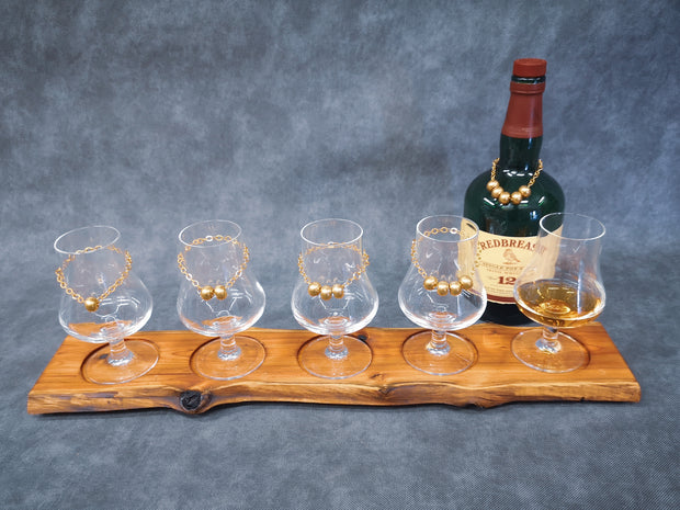 Pacific Yew Whiskey Tasting Set - #013