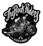 ZZ- Rock Riders Sticker