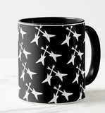 ---Logo Coffee Mug (Black)---