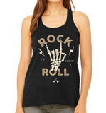 Rock is How I Roll Racerback (XL-XXL)