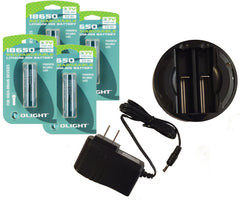 OMNI-Dok II - 18650 Battery Charger Kit (4B)