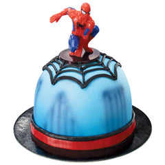 SPIDERMAN - READY FOR ACTION CAKE TOPPER - Cake Decorating Supplies | Cake Supplies at Devine Deals