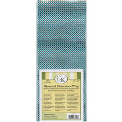 AQUA DIAMOND RHINESTONE WRAP. - Cake Decorating Supplies | Cake Supplies at Devine Deals
