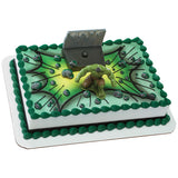 AVENGERS - HULK, CAKE TOPPER - Cake Decorating Supplies | Cake Supplies at Devine Deals
