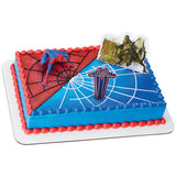 AMAZING SPIDERMAN AND LIZARD CAKE TOPPER - Cake Decorating Supplies | Cake Supplies at Devine Deals
