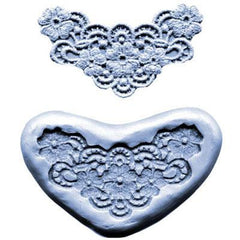 FLOWER LACE SILICONE MOULD - Cake Decorating Supplies | Cake Supplies at Devine Deals