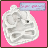 KATY SUE BABY ELEPHANT SILICONE MOULD - Cake Decorating Supplies | Cake Supplies at Devine Deals