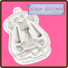 KATY SUE LION SILICONE MOULD - Cake Decorating Supplies | Cake Supplies at Devine Deals