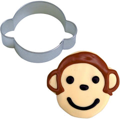 MONKEY FACE COOKIE CUTTERS - Cake Decorating Supplies | Cake Supplies at Devine Deals
