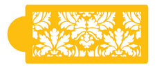 DAMASK CAKE STENCIL TIER #2 - Cake Decorating Supplies | Cake Supplies at Devine Deals