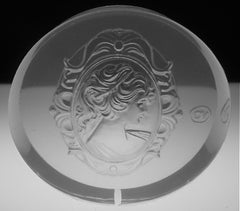 CAMEO LADY SILICONE MOULD 8 - Cake Decorating Supplies | Cake Supplies at Devine Deals