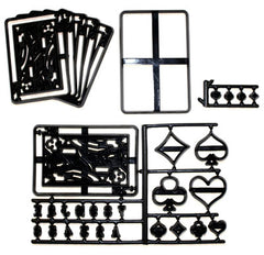 PLAYING CARDS CUTTER SET BY PATCHWORK CUTTERS | POKER THEME CUTTERS - Cake Decorating Supplies | Cake Supplies at Devine Deals